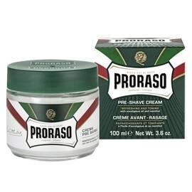 Proraso Crème Avant-Rasage Proraso Rafraîchissante et Tonifiante