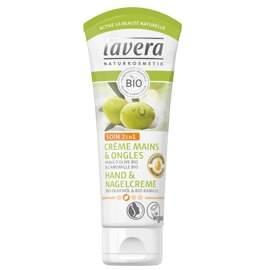 Lavera NATURKOSMETIKCrème Mains & Ongles 2en1