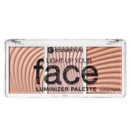 essence Light Up Your Face Luminizer Palette