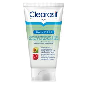 Clearasil Vitamin & Extrakte Peeling