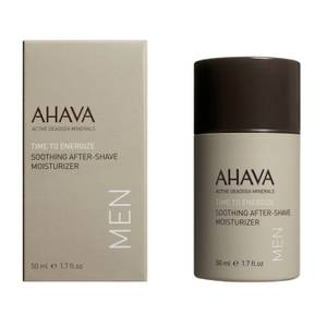 AHAVA Time to Energize Men Soothing After-Shave Moisturizer