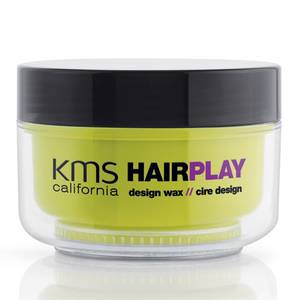 KMS HAIR PLAY design wax