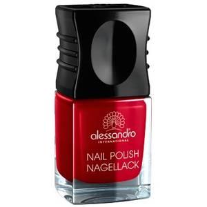 Alessandro Nail Polish Red No. 26