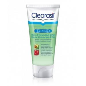 Clearasil Vitamin & Extrakte Wash & Mask