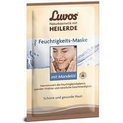 Luvos® Naturkosmetik Feuchtigkeits-Maske mit Mandelöl