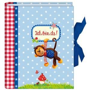 Coppenrath Verlag Kleines Foto-Einsteckalbum: Ich bin da!
