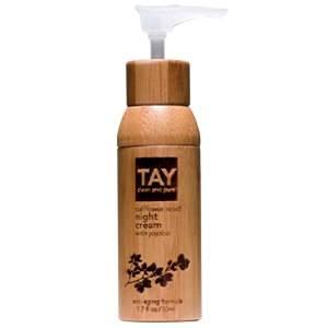 TAY Safflower Seed Night Cream
