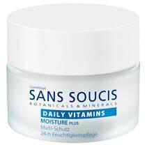 Sans Soucis DAILY VITAMINS Moisture Plus 24-h Feuchtigkeitspflege