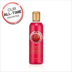 The Body Shop Cranberry Joy Shower Gel