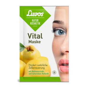 Luvos® Naturkosmetik Luvos® Vital Maske