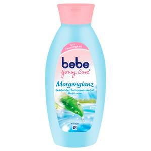 bebe Morgenglanz body lotion