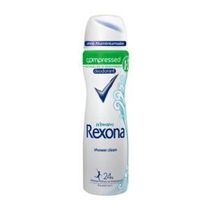 Rexona Shower Clean compressed Deodorant