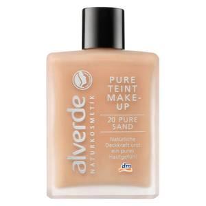 alverde NATURKOSMETIK Pure Teint Make-up