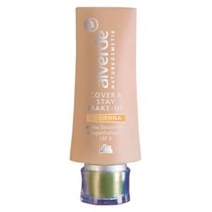 alverde NATURKOSMETIK Cover & Stay Make-up