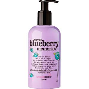 treaclemoon sweet blueberry memories körpermilch
