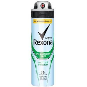 Rexona Active Fresh Deo-Spray ohne Aluminiumsalze