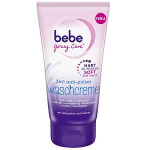 bebe 3in1 Anti-Pickel Waschcreme