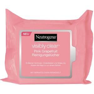 Neutrogena® visibly clear Pink Grapefruit Reinigungstücher