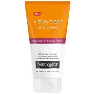 Neutrogena® visibly clear Teint Correct Hautverschönerndes Peeling