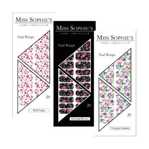 Miss Sophie's Nail Wraps