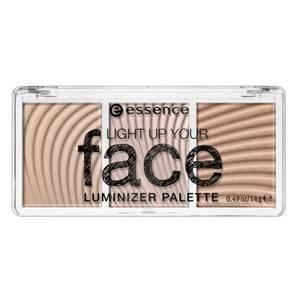 essence light up your face luminizer palette 10