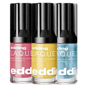 edding L.A.Q.U.E.® Nagellack