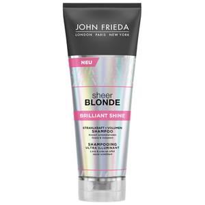 John Frieda Sheer Blonde Brilliant Shine Strahlkraft + Volumen Shampoo