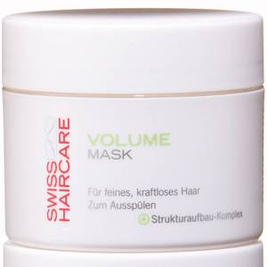 Swiss Haircare Volume Mask