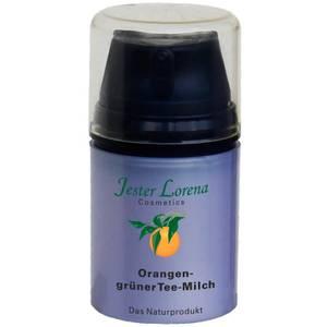 Jester Lorena Cosmetics Orangen-grüner Tee-Milch / Orangen-Mango-Milch