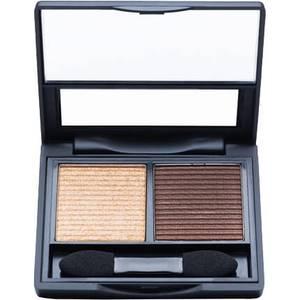 ModelCo EYESHADOW DUO Eyeshadow Palette in Bronzed