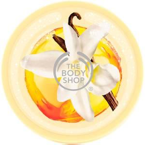 The Body Shop Vanilla Brûlée Mini Body Butter