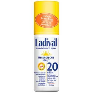 Ladival Allergische Haut Sonnenschutz Spray LSF 20