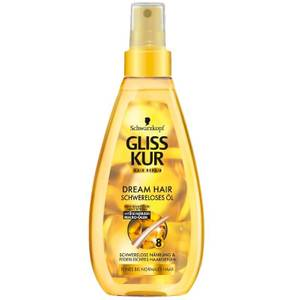 Schwarzkopf GLISS KUR Dream-Hair Schwereloses Öl