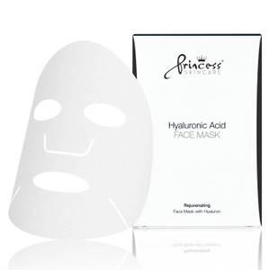 PRINCESS SKINCARE Hyaluronic Acid Face MASK & Green Tea Face MASK