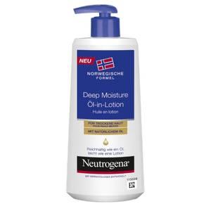 Neutrogena® Norwegische Formel Deep Moisture Öl-in-Lotion