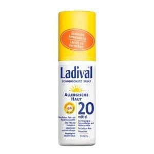Ladival Allergische Haut Sonnenschutz Spray LSF 20 bzw. 30