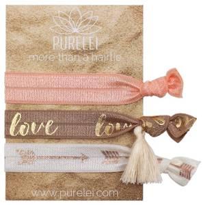 PURELEI Haar- und Armband – glossy love