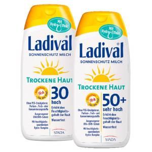 Ladival Trockene Haut Sonnenschutz Milch LSF 30 bzw. LSF 50+