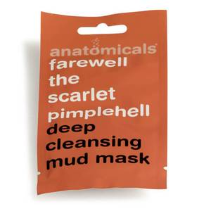 Anatomicals Farewell the Scarlet Pimplehell, Cleansing Mud Mask