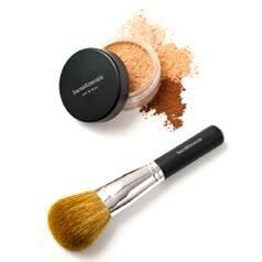 bareMinerals SPF 15 Foundation & Travel Size Brush