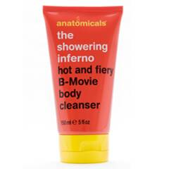 Anatomicals Hot and Fiery B-Movie Body Cleanser