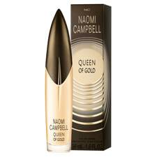 NaomiCampbell Perfumes Queen of Gold Showergel + EdT