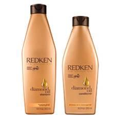 Redken Diamond Oil Shampoo + Conditioner