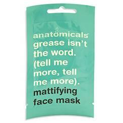 Anatomicals Mattifying Anti Grease Face Mask