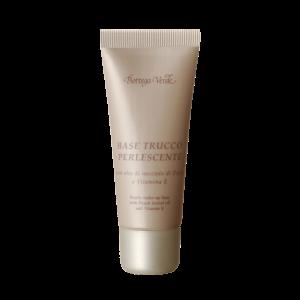 Bottega Verde Pärlemoskimmrande Makeup-bas med Pärsikokärnolja och Vitamin E