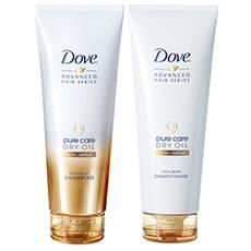 DOVE Pure Care Dry Oil Shampo & Balsam