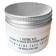 Greenhouse Cosmetics Neem & Aloe Vera Facial Cream