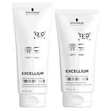 Schwarzkopf Professional BC Excellium Beautifying Shampoo + Beautifying Treatment