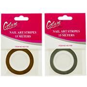 Glam of Sweden Nail Art Stripes