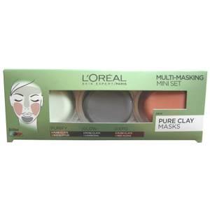 L'Oréal Paris Multi-Masking Mini Set
